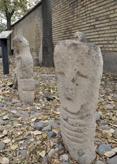 1225 موزه سنگی تبریز