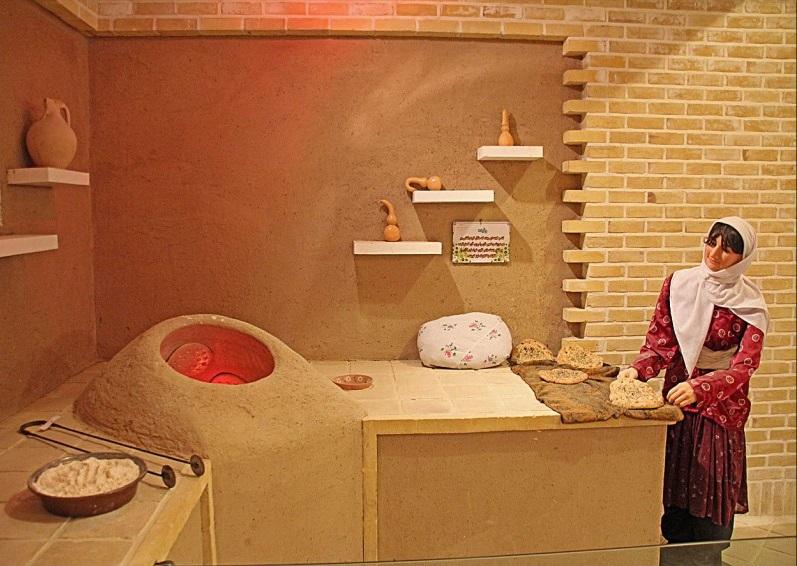 موزه نان در مشهد