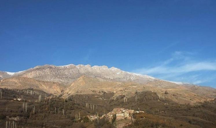 1828 روستای فشک