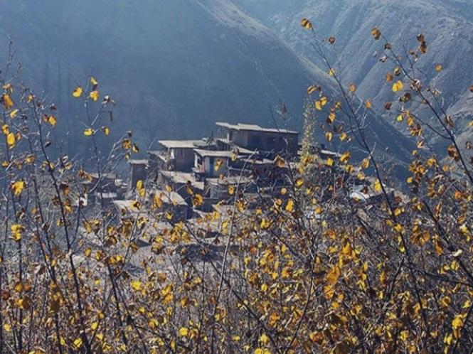 1829 روستای فشک