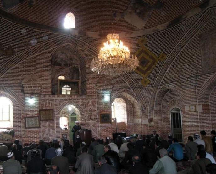 مسجد روستای حمامیان بوکان