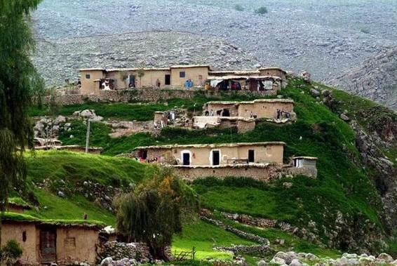 2054 روستای عرب رودبار