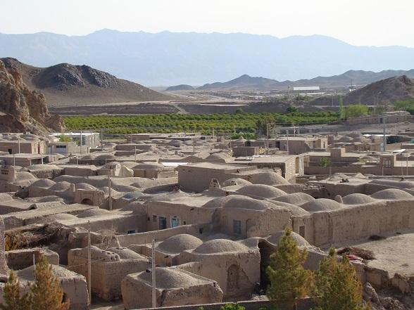 2099 روستای افین