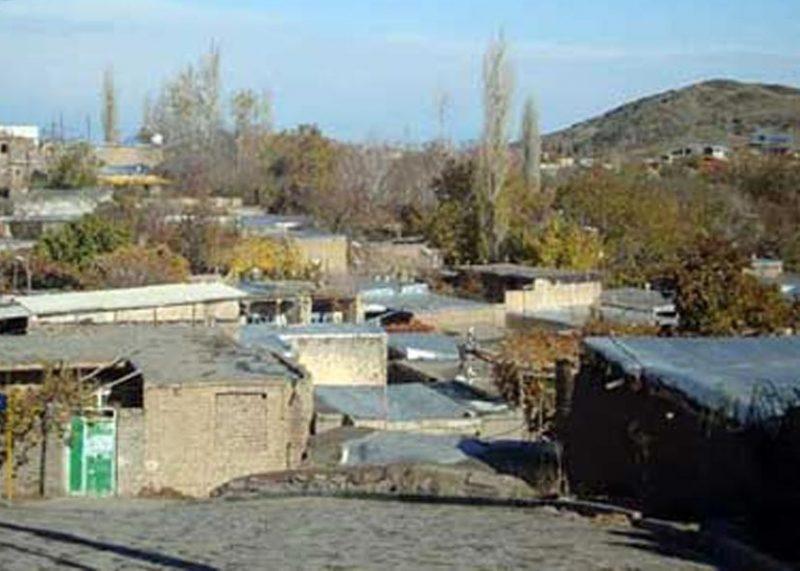 2105 روستای نازدشت