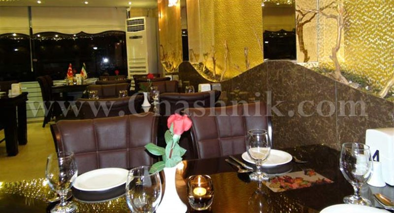 رستوران ترکیه ای اوا در تهران