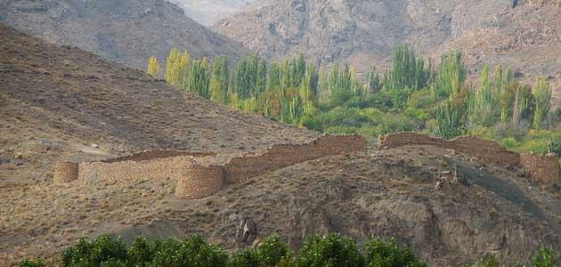 4 روستای کمجان