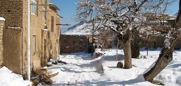5 روستای کمجان