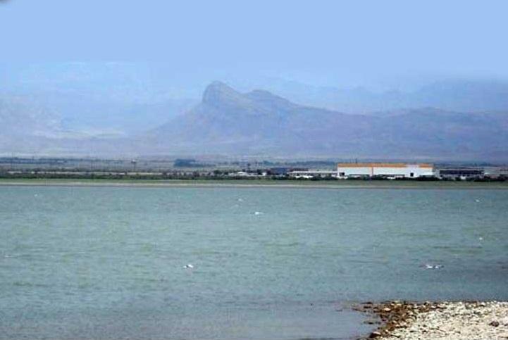 دریاچه سد ارس