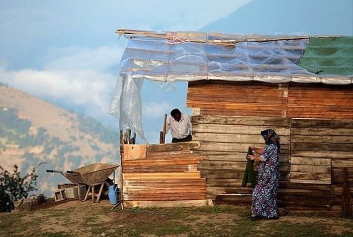 934 منطقه ییلاقی دوخاله کوه تالش