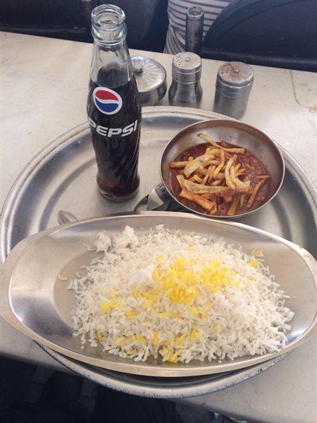 945 رستوران عمو هوشنگ