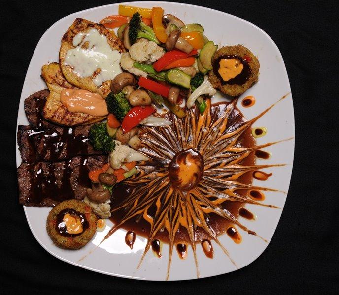 رستوران خوان آریایی