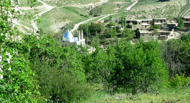 عکس های زیبای روستای در صوفیان شهرستان بجنورد استان خراسان شمالی