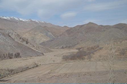 عکس ها و معرفی روستای آقچ شهر صفی آباد استان خراسان شمالی