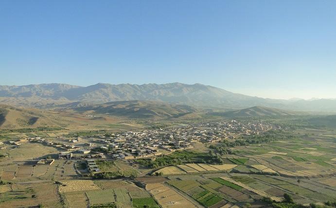 روستای بام اسفراین خراسان شمالی