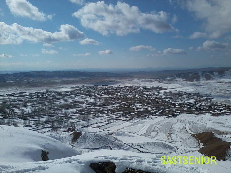 عکس روستای سست شهرستان اسفراین استان خراسان شمالی