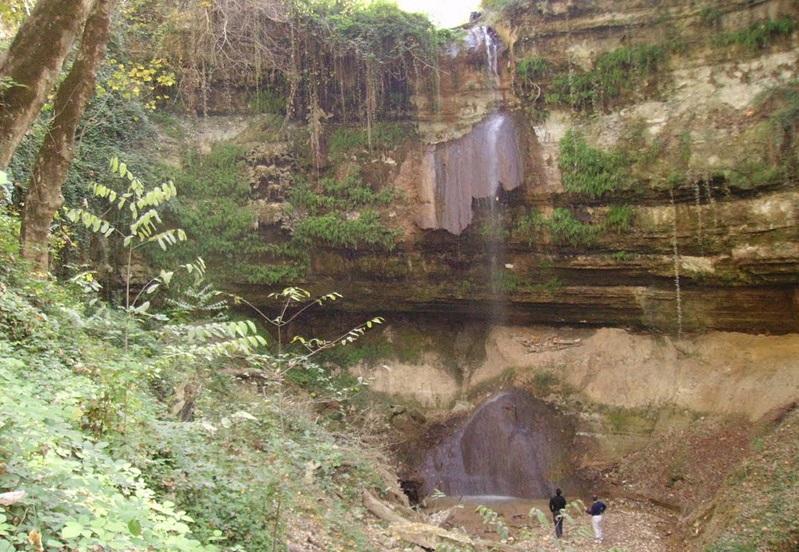 2266 آبشار سه کیله