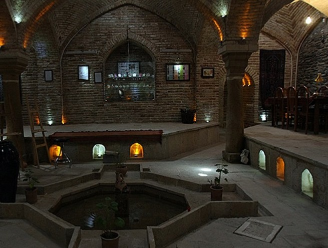 2335 موزه حمام محله حاجی