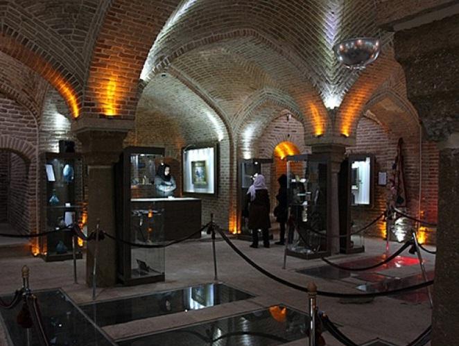 2336 موزه حمام محله حاجی