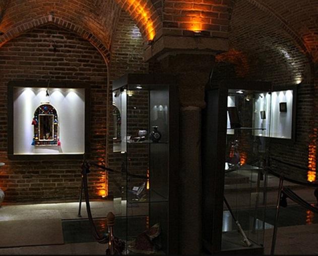 2338 موزه حمام محله حاجی