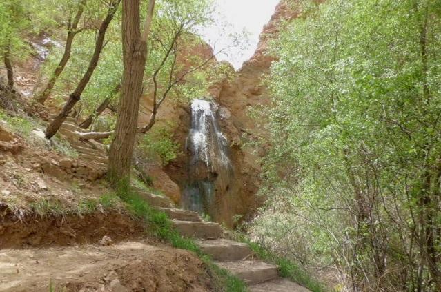 2619 آبشار شاه دره
