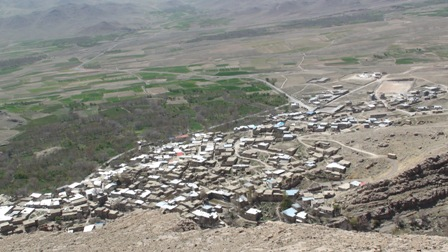 2664 روستای خاوه