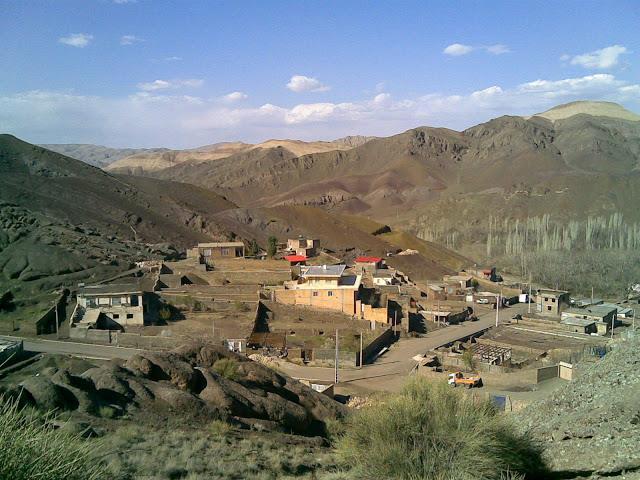 2691 روستای خانک تفرش