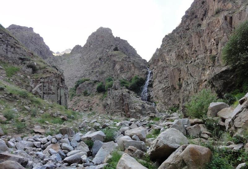 2695 آبشار عیش آباد