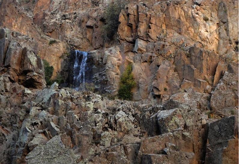 2696 آبشار عیش آباد
