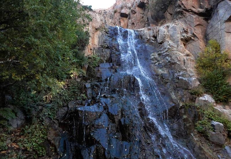 2698 آبشار عیش آباد