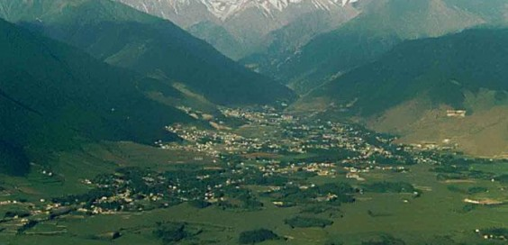 2889 روستای کجور