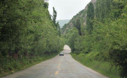 2890 روستای کجور