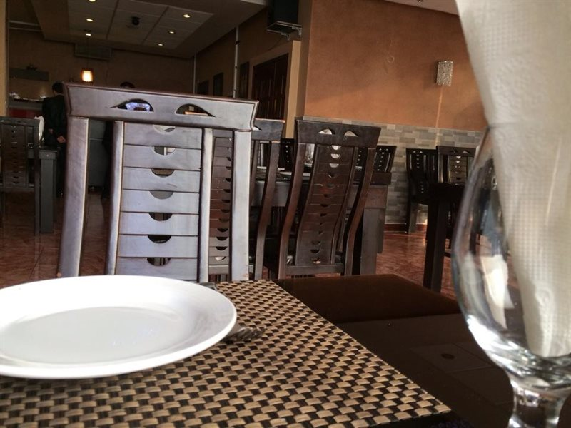 رستوران ماهی سفید