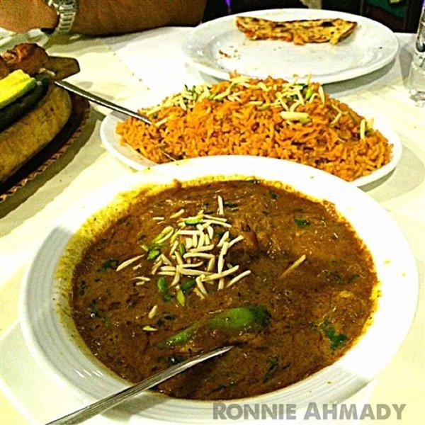 ta رستوران هندی تاج محل شیراز