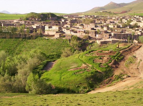121 روستای ترجان