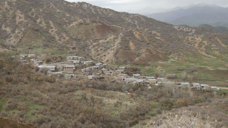 روستای کانی میران