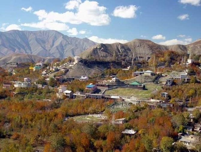 روستای افجه تهران
