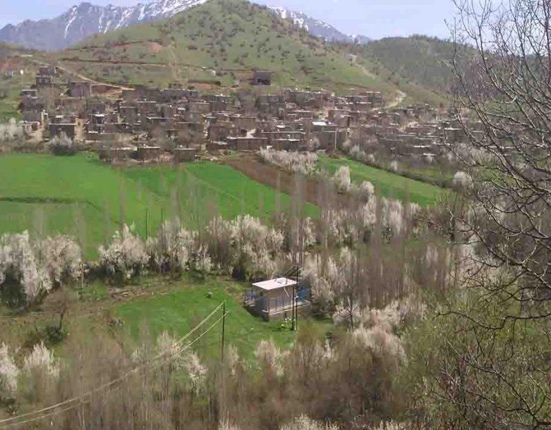 157 روستای چکشه