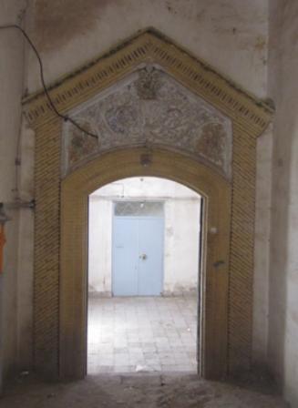 167 مرمت یک خانه تاریخی در کاشان