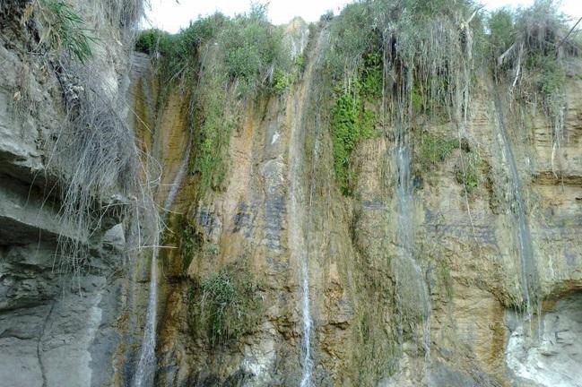 17 آبشار فاریاب