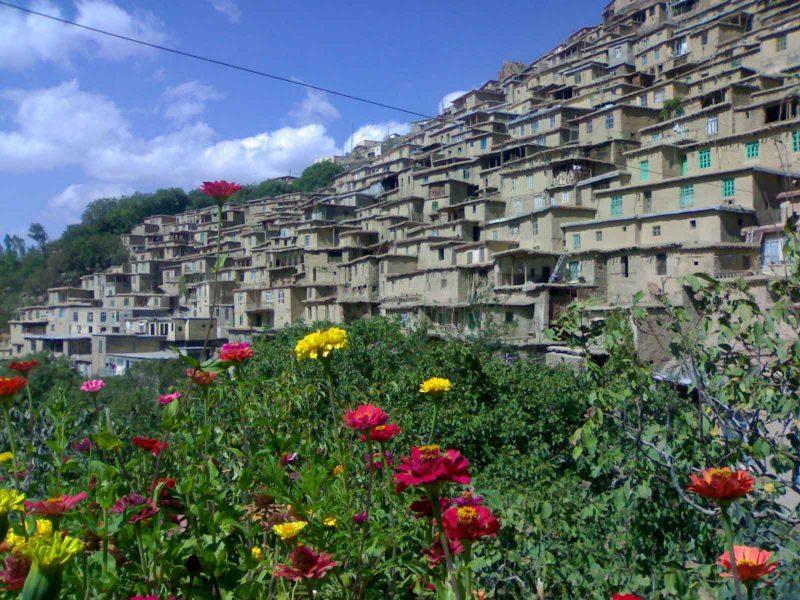 جاهای دیدنی کردستان
