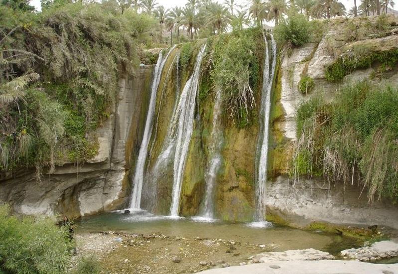 19 آبشار فاریاب