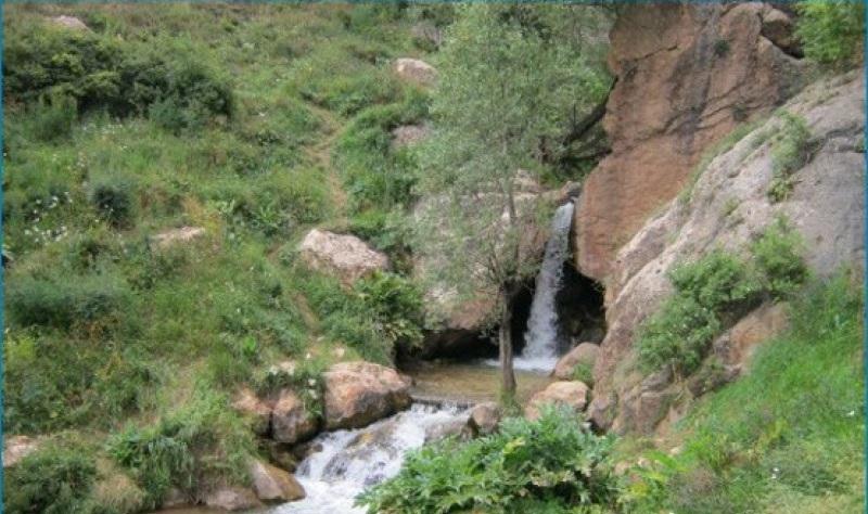 لزور روستای لزور، راهنمای بازدید از جاذبه های طبیعی لزور
