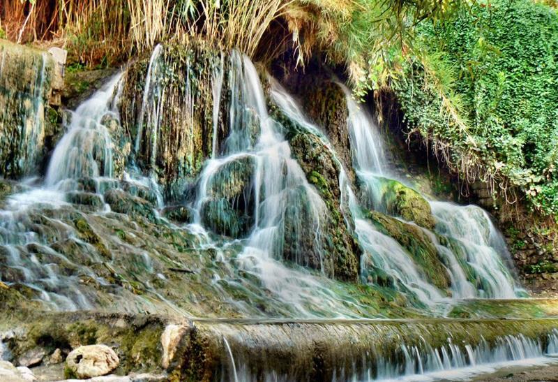 203 آبشار مروارید خفر
