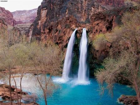 213 آبشار گنج بنار