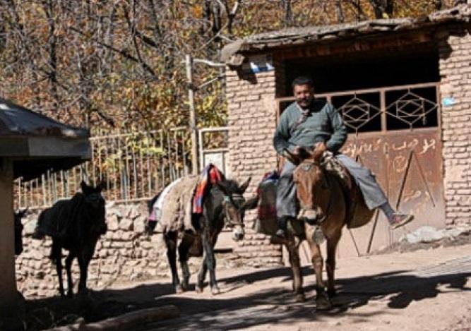 25 روستای آهار