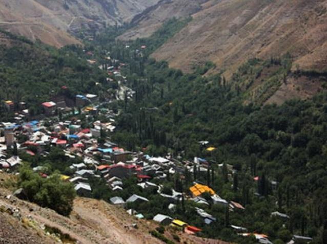 28 روستای آهار