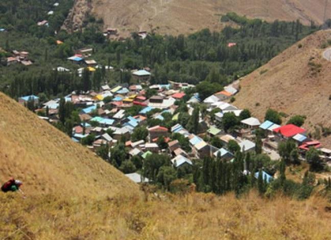 29 روستای آهار
