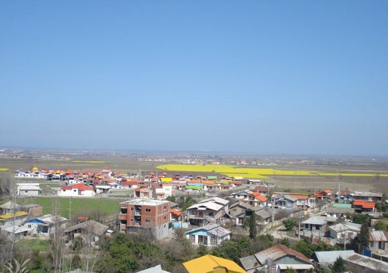 2917 روستای ورازده