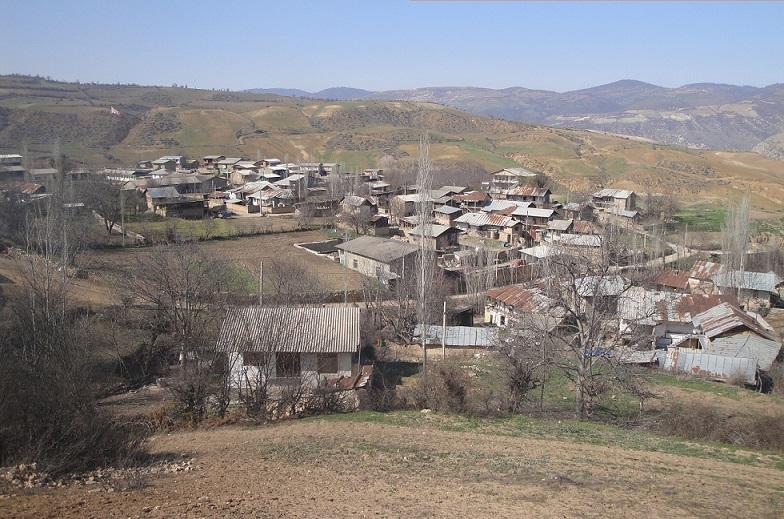 2931 روستای کیاسر
