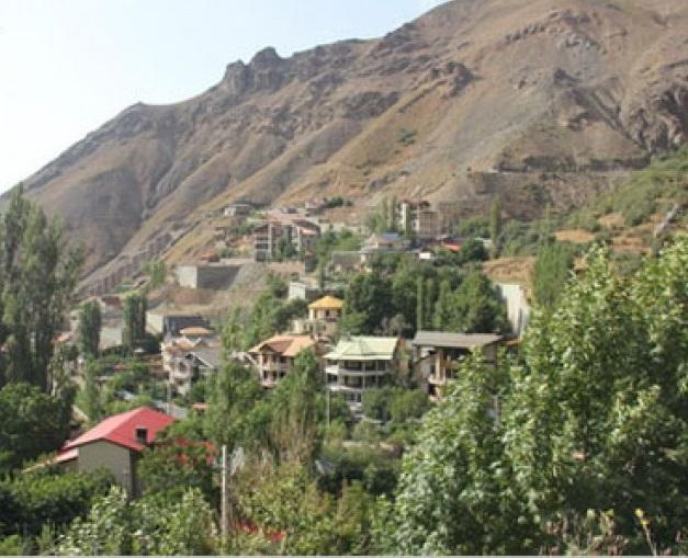 30 روستای آهار